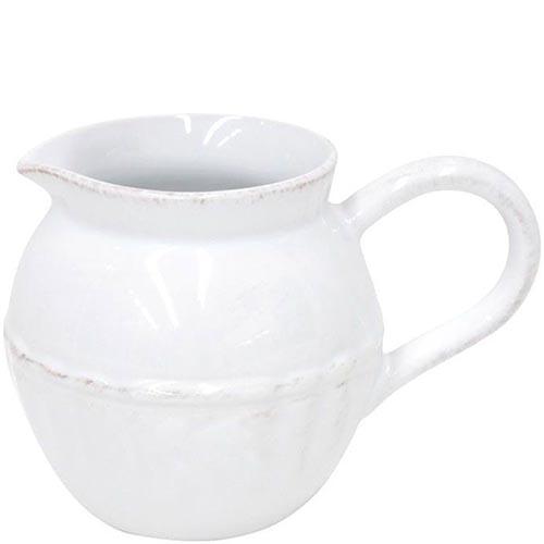 Молочник белый Costa Nova Alentejo 420мл, фото