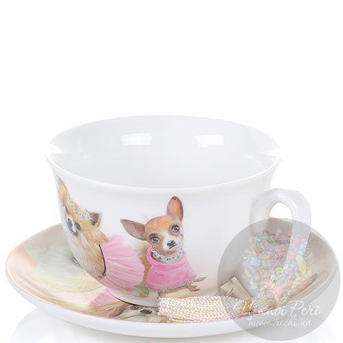 Чайная пара Собачки, фото