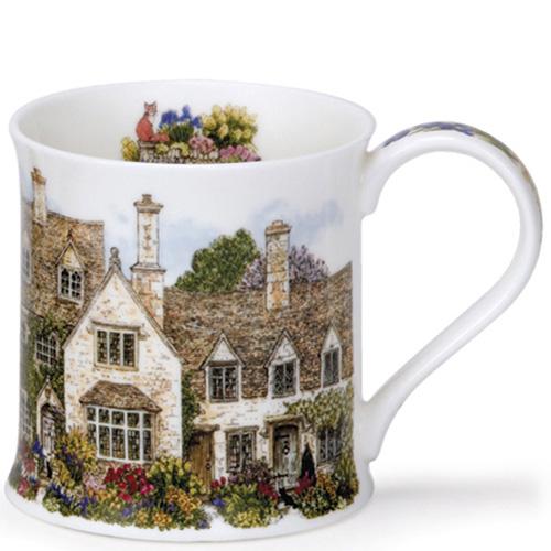 Чашка Dunoon WSX Country Cottages Каменный деревенский домик 0,3 л , фото