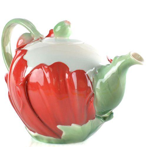 Заварочный чайник Gallant Мак, фото