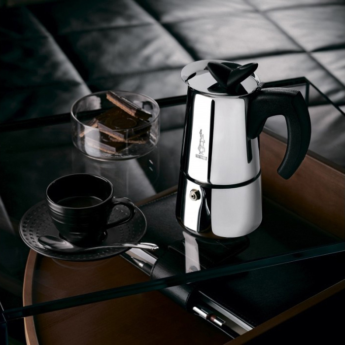 Кофеварка гейзерная Bialetti Musa 240мл