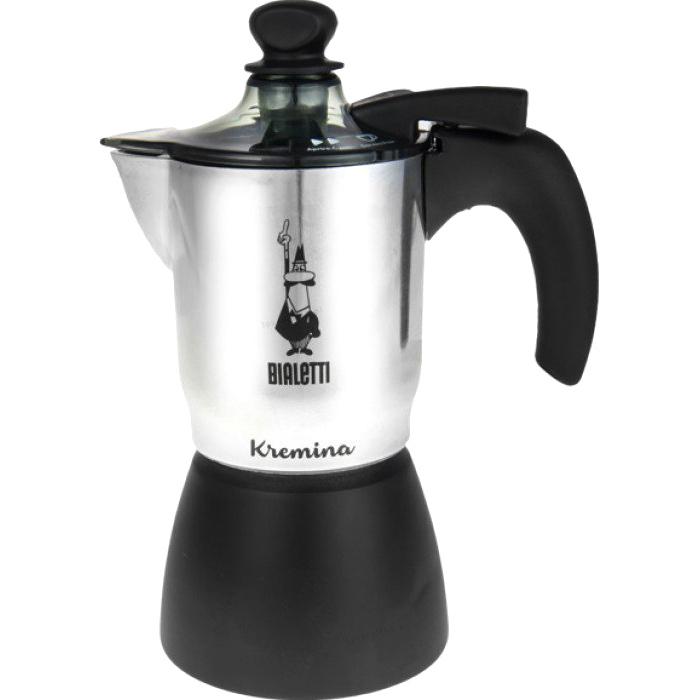 Кофеварка гейзерная Bialetti Kremina 180мл