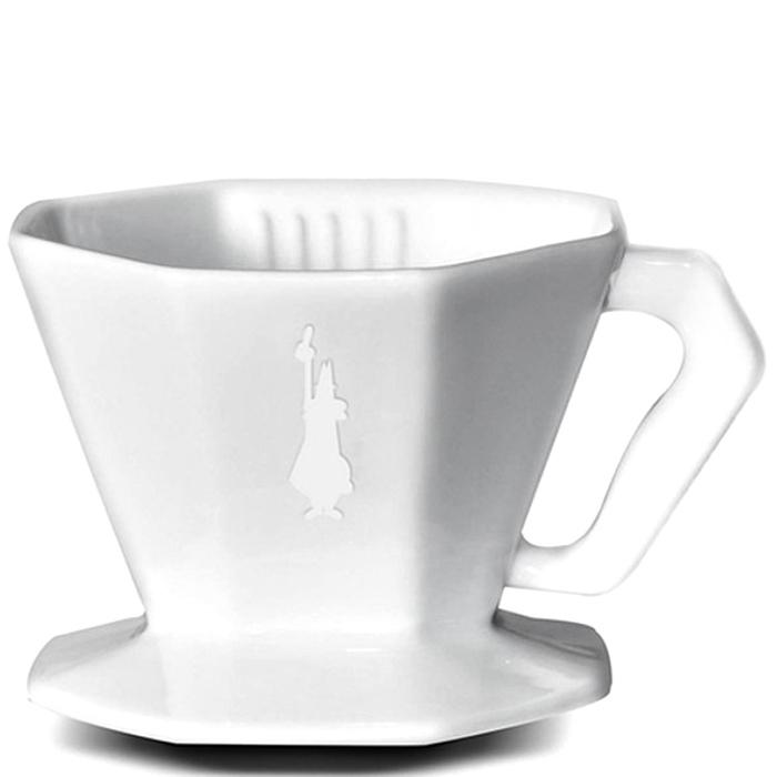 Белый пуровер Bialetti Pour Over из керамики