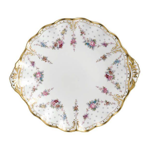 Тарелка для хлеба Royal Crown Derby Antoinette 23 см