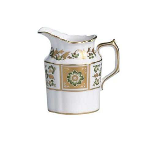 Молочник Royal Crown Derby Panel Green 260 мл