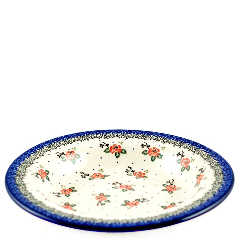Набор тарелок для супа Ceramika Artystyczna Чайная роза