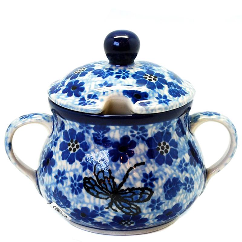 Сахарница Ceramika Artystyczna Стрекоза