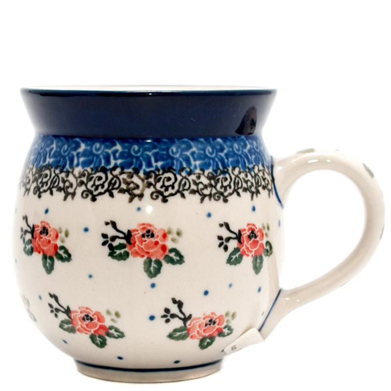Набор кружек Ceramika Artystyczna Чайная роза 6шт