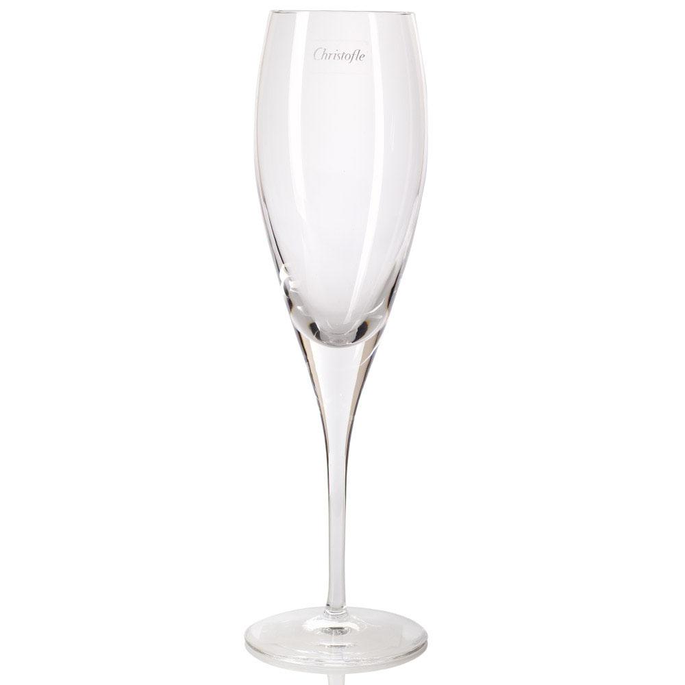 Набор хрустальных бокалов для шампанского Christofle