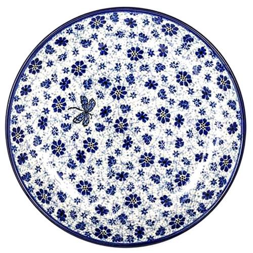 Набор десертных тарелок Ceramika Artystyczna Стрекоза