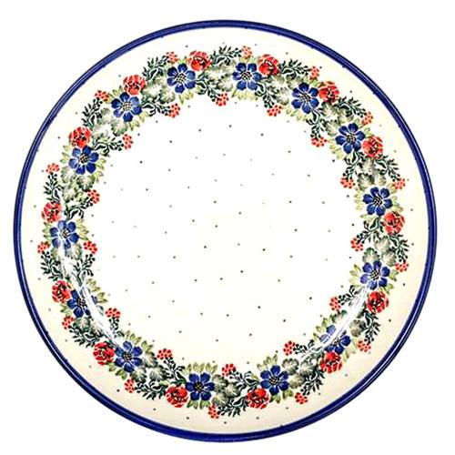 Тарелка десертная Ceramika Artystyczna Лесной веночек