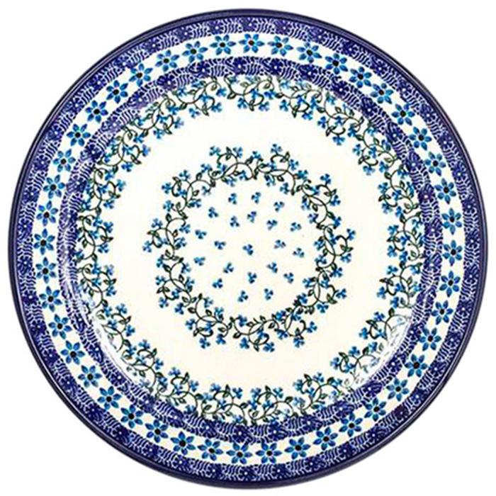 Тарелка Ceramika Artystyczna Виноградная лоза