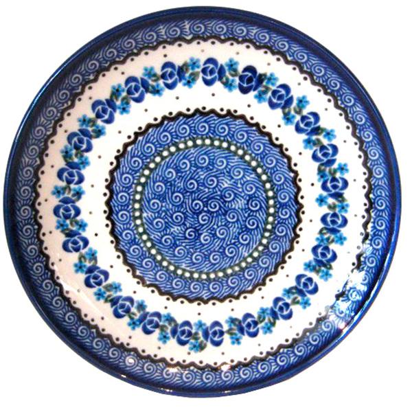 Тарелка Ceramika Artystyczna Озерная свежесть