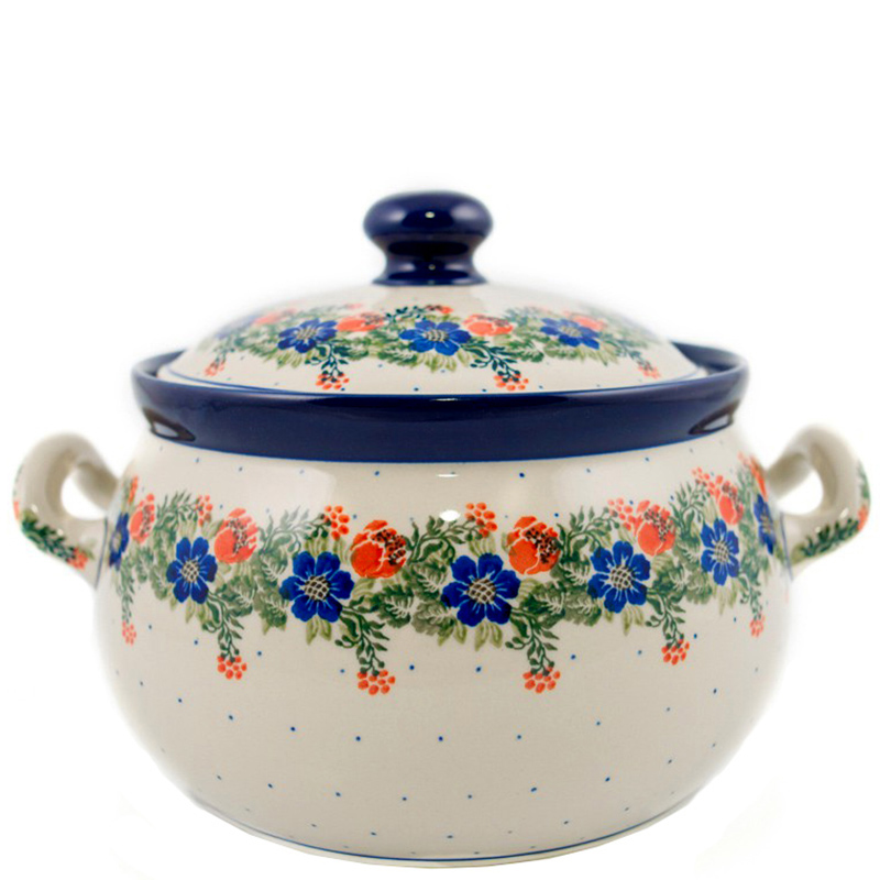 Супница Ceramika Artystyczna Лесной веночек