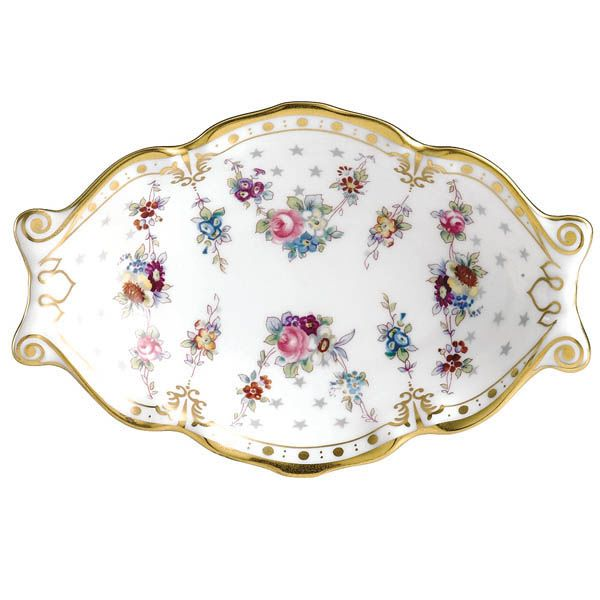 Блюдце Royal Crown Derby Antoinette 14 см