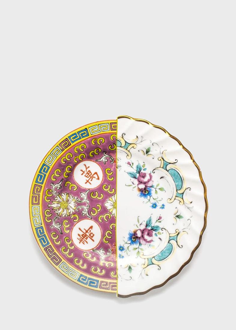 Тарелка для десертов Seletti Hybrid Eudossia