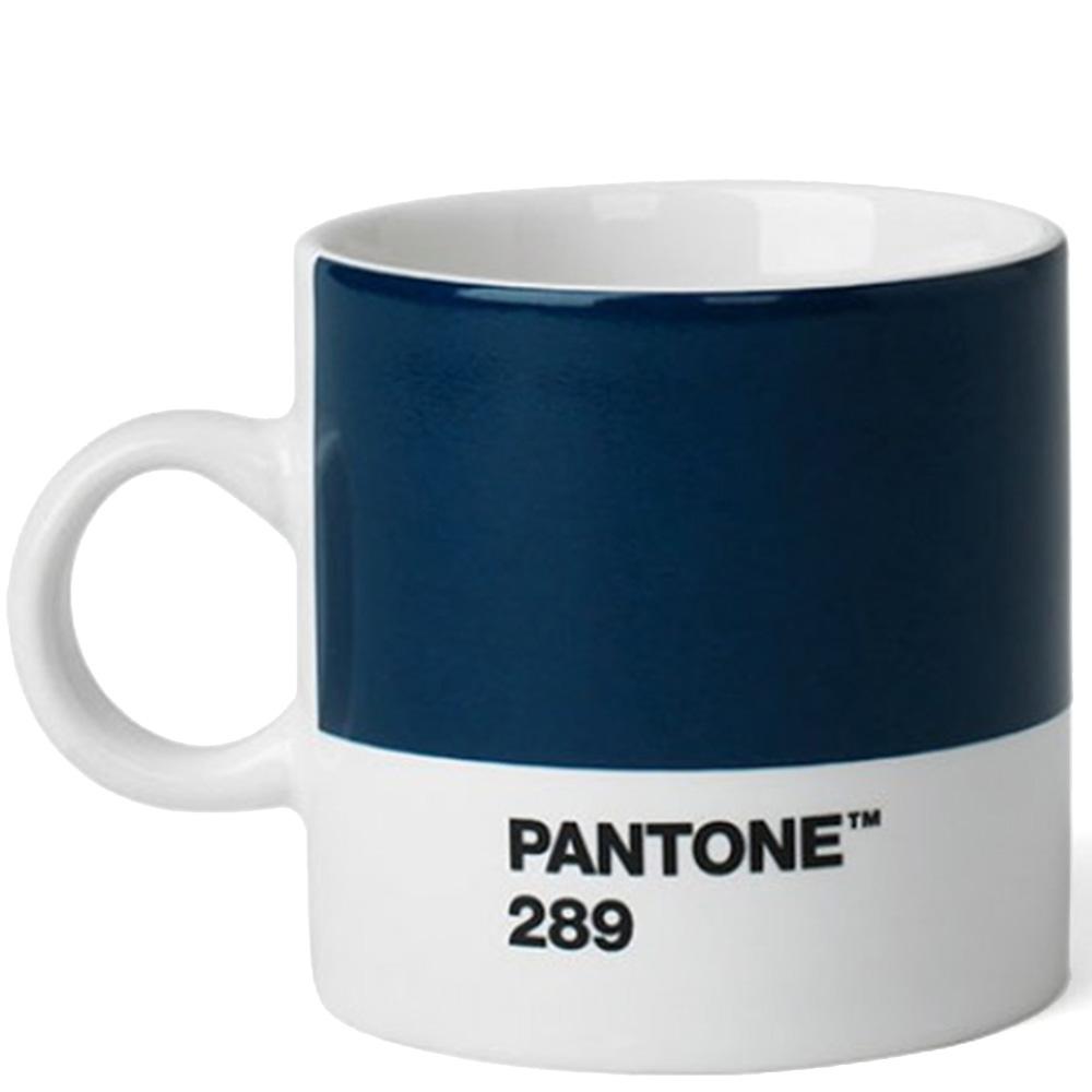 Темно-синяя чашка Pantone Dark Blue 289 объемом 120 мл