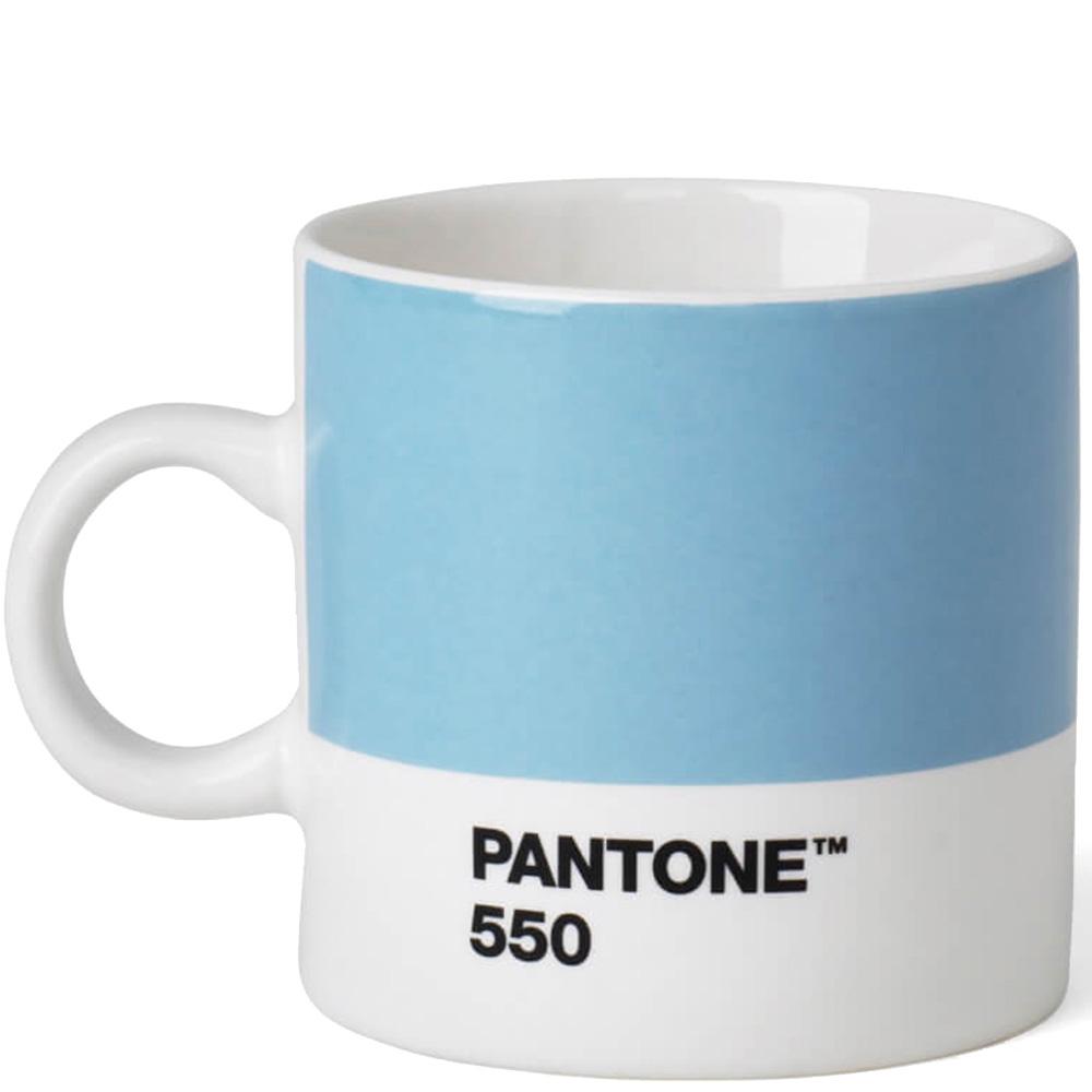 Чашка для кофе Pantone Light Blue 550