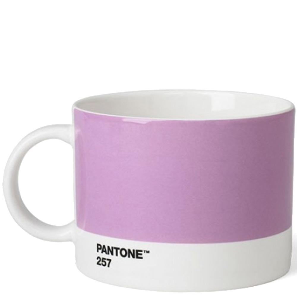 Чашка Pantone Light Purple 257 для чая 475 мл