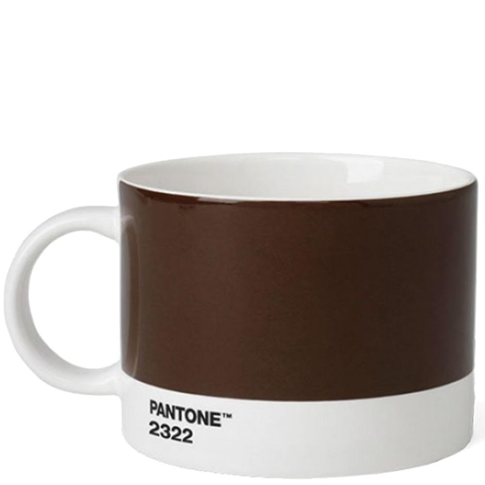 Чайная чашка Pantone Brown 2322 475 мл