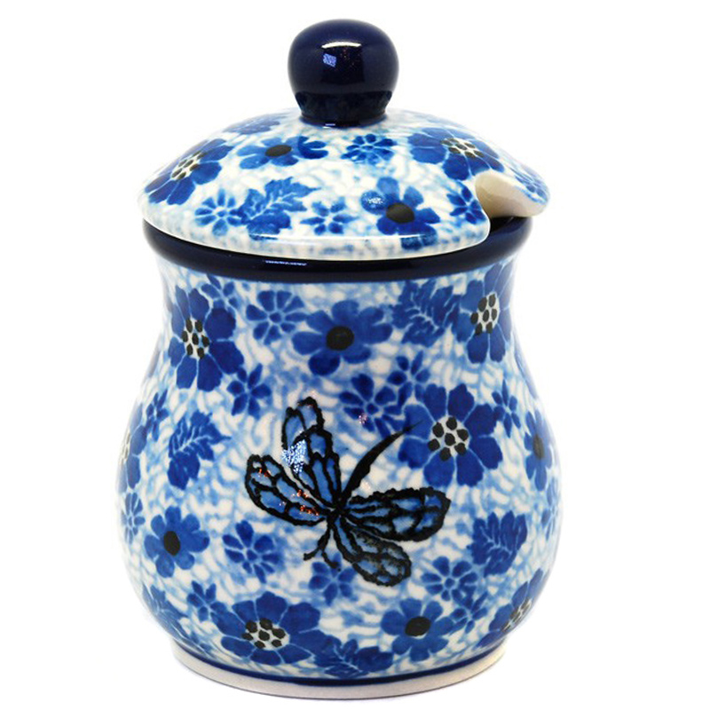 Банка для меда Ceramika Artystyczna Стрекоза