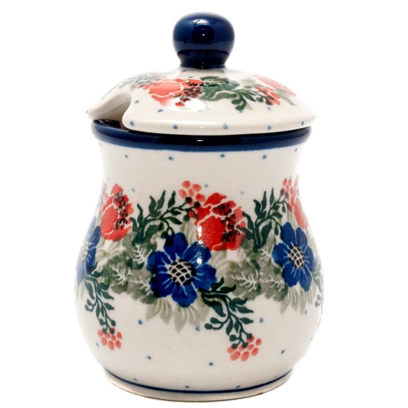 Банка для меда Ceramika Artystyczna Лесной веночек