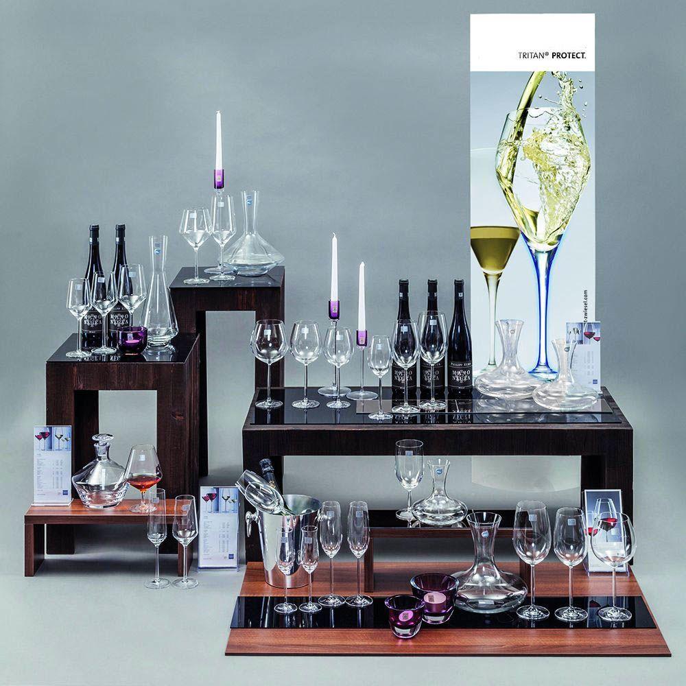 Бокал Schott Zwiesel Diva для вина 768 мл из прочного хрустального стекла