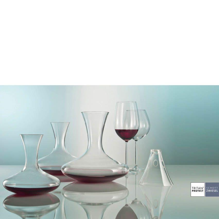 Декантер Schott Zwiesel Diva 1 л из ударопрочного хрустального стекла