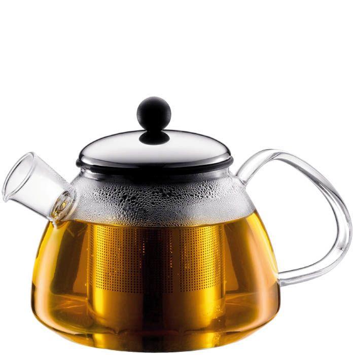Чайник Bodum Marcel с прессом 0,6 л