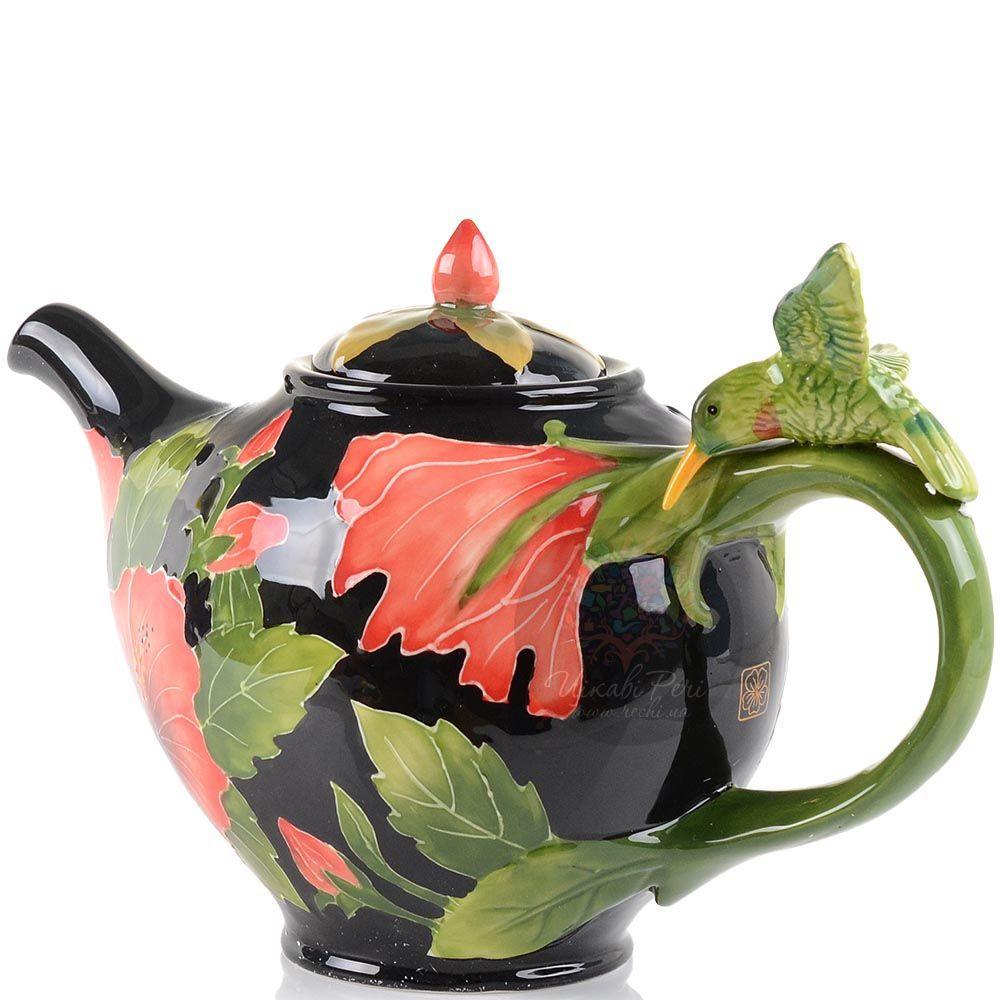 Заварочный чайник Blue Sky Гибискус