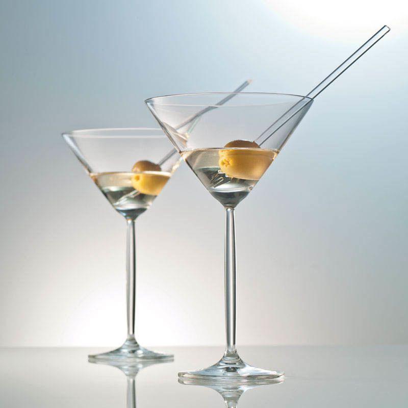 Бокал Schott Zwiesel Diva для мартини 251 мл из прочного хрустального стекла