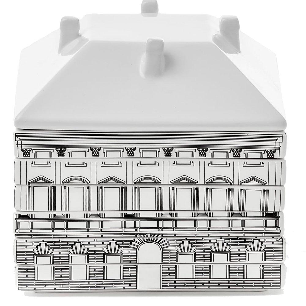 Набор для десертов Seletti Palace Borghese из фарфора