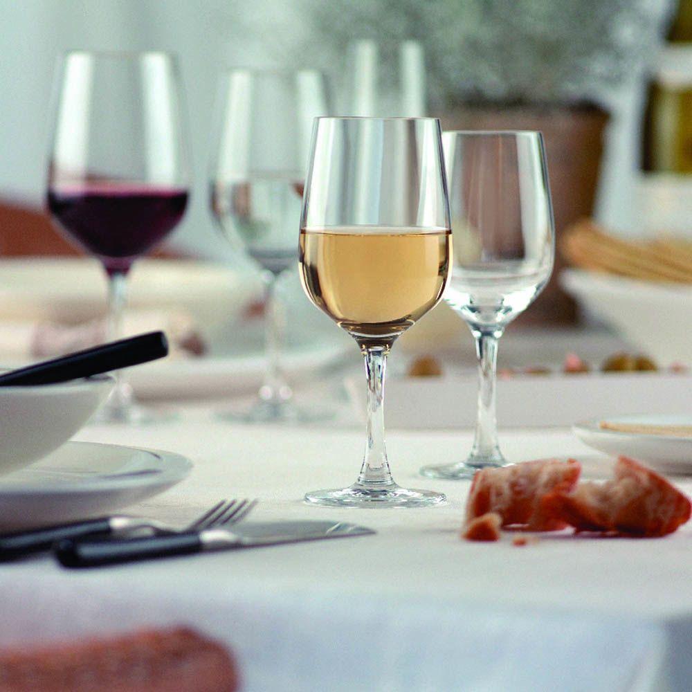 Набор бокалов Schott Zwiesel Classico для красного вина 408 мл из прочного хрустального стекла