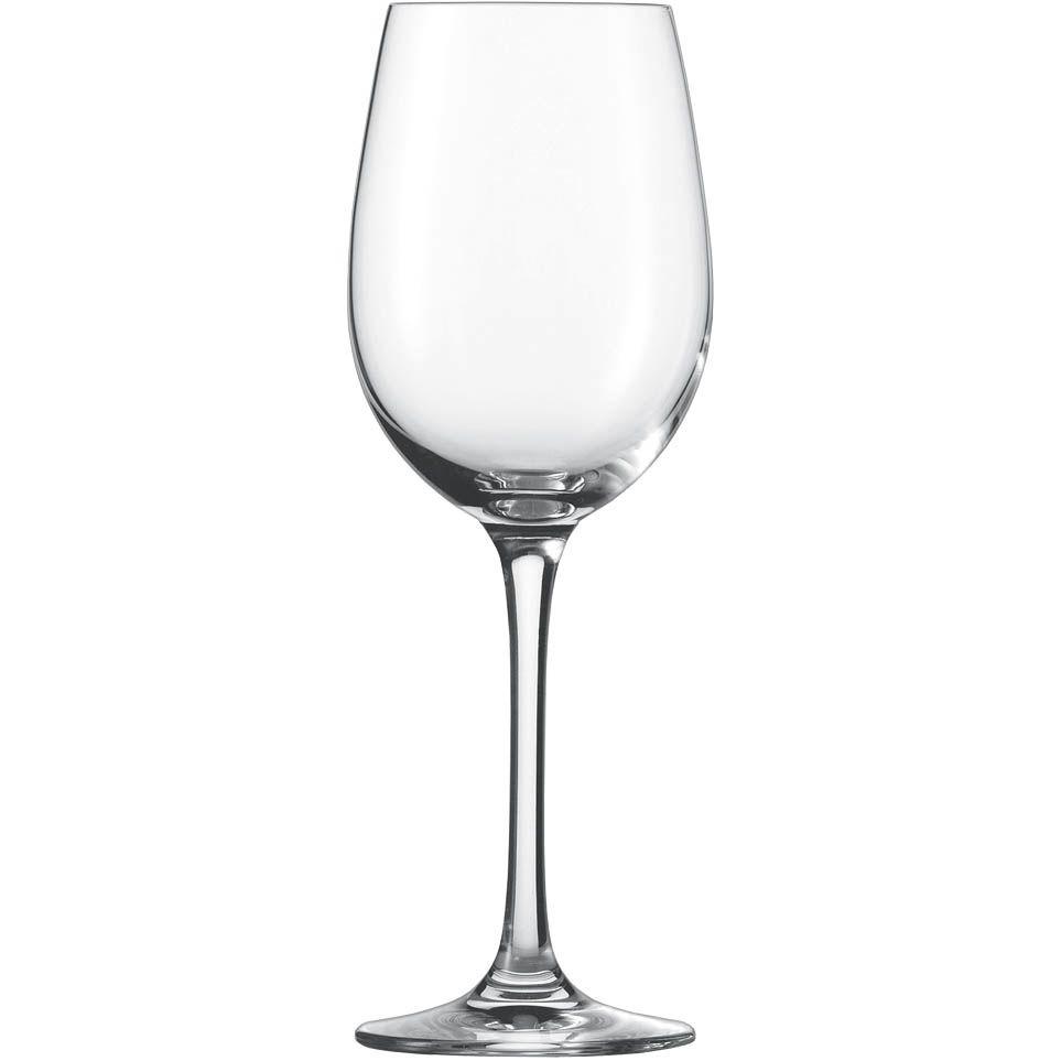 Бокал Schott Zwiesel Classico для белого вина 312 мл из прочного хрустального стекла