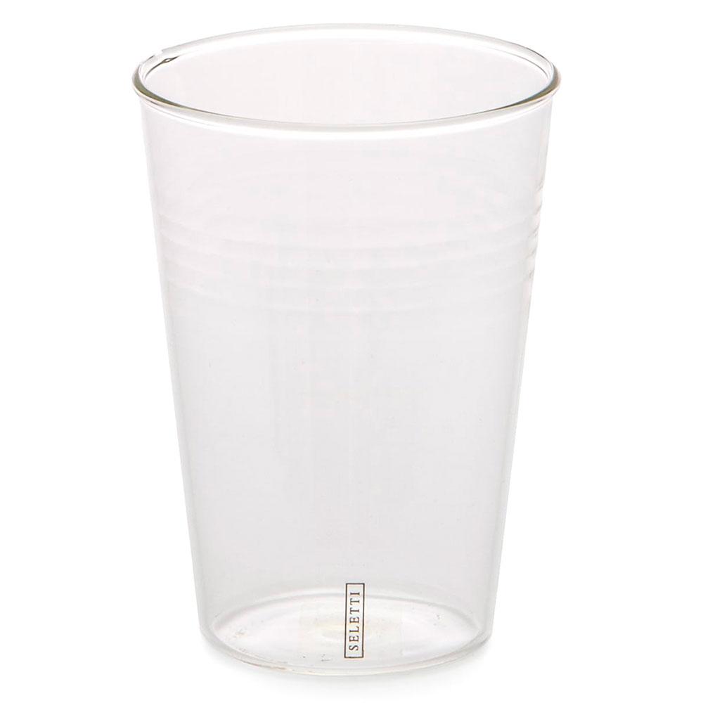 Стеклянный стакан Seletti для пива и коктейлей