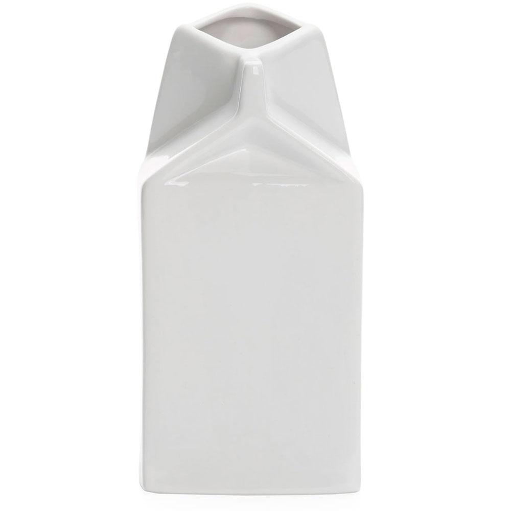Фарфоровый молочник Seletti белого цвета