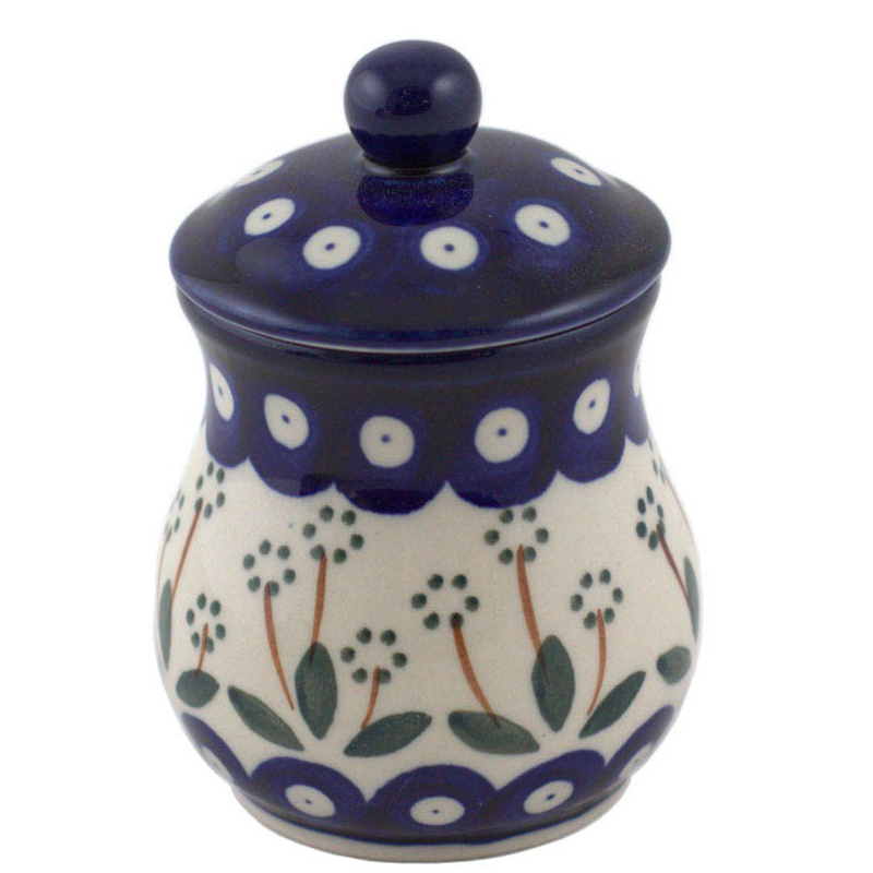 Ёмкость для специй Ceramika Artystyczna Весенний сад