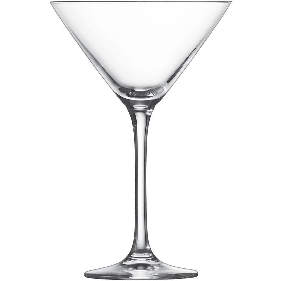 Бокал Schott Zwiesel Classico для мартини 270 мл из прочного хрустального стекла