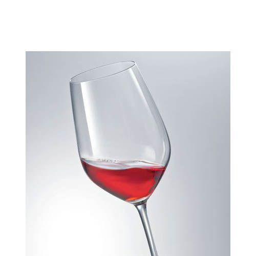 Набор бокалов Schott Zwiesel Vina для красного вина или воды 504 мл из прочного хрустального стекла