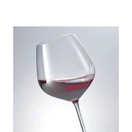 Набор больших бокалов Schott Zwiesel Vina для красного вина 732 мл из прочного хрустального стекла