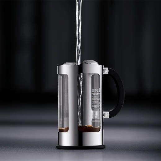 Кофейник Bodum Chambord френч-пресс 0.35л