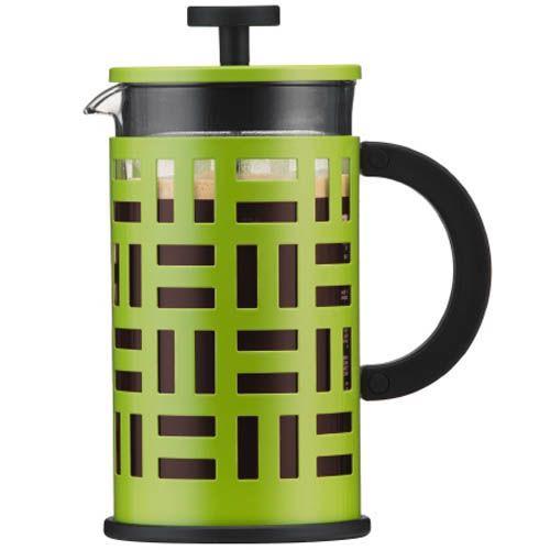 Кофейник Bodum Eileen зеленый 1 л
