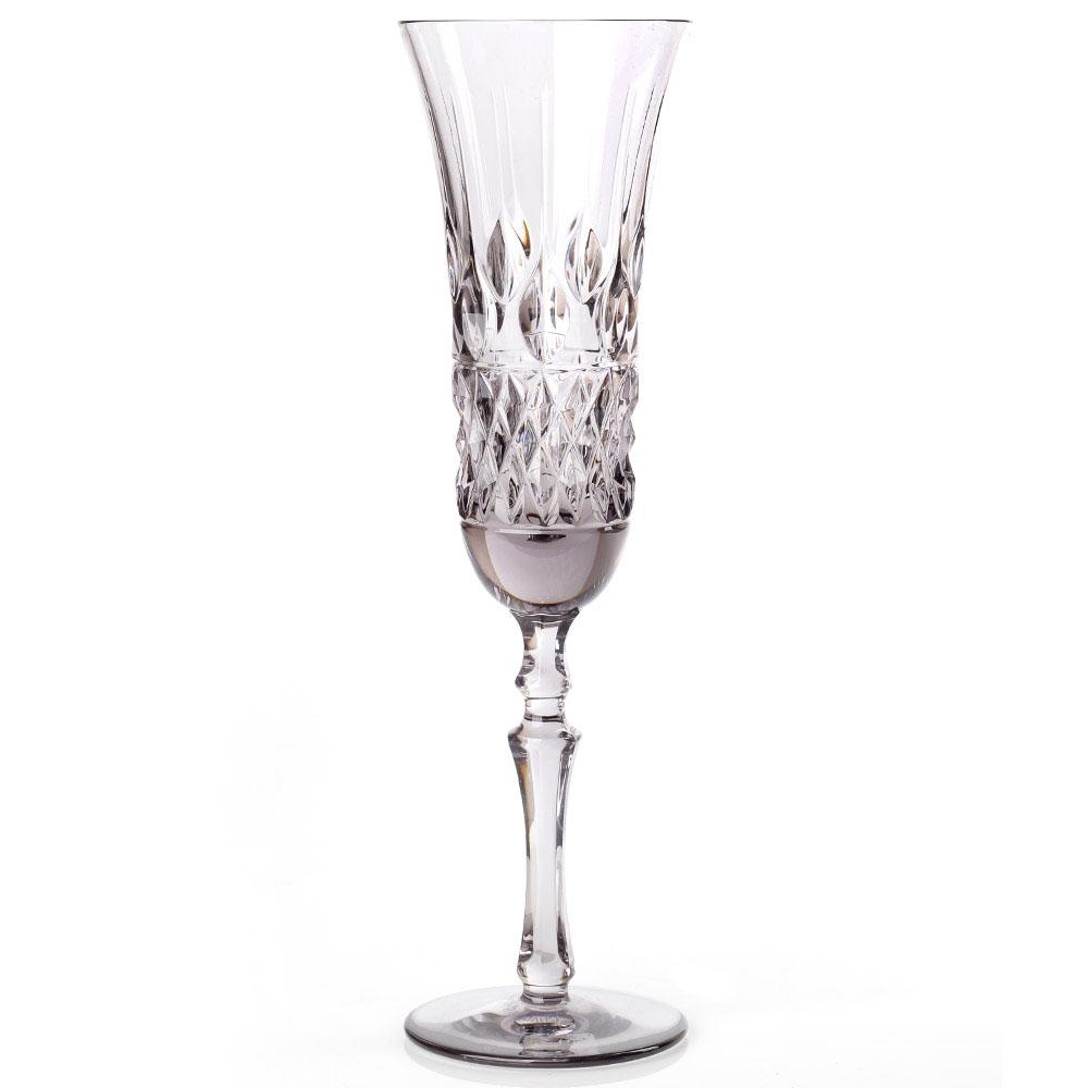 Хрустальный бокал Artemis Gris Royale de Champagne