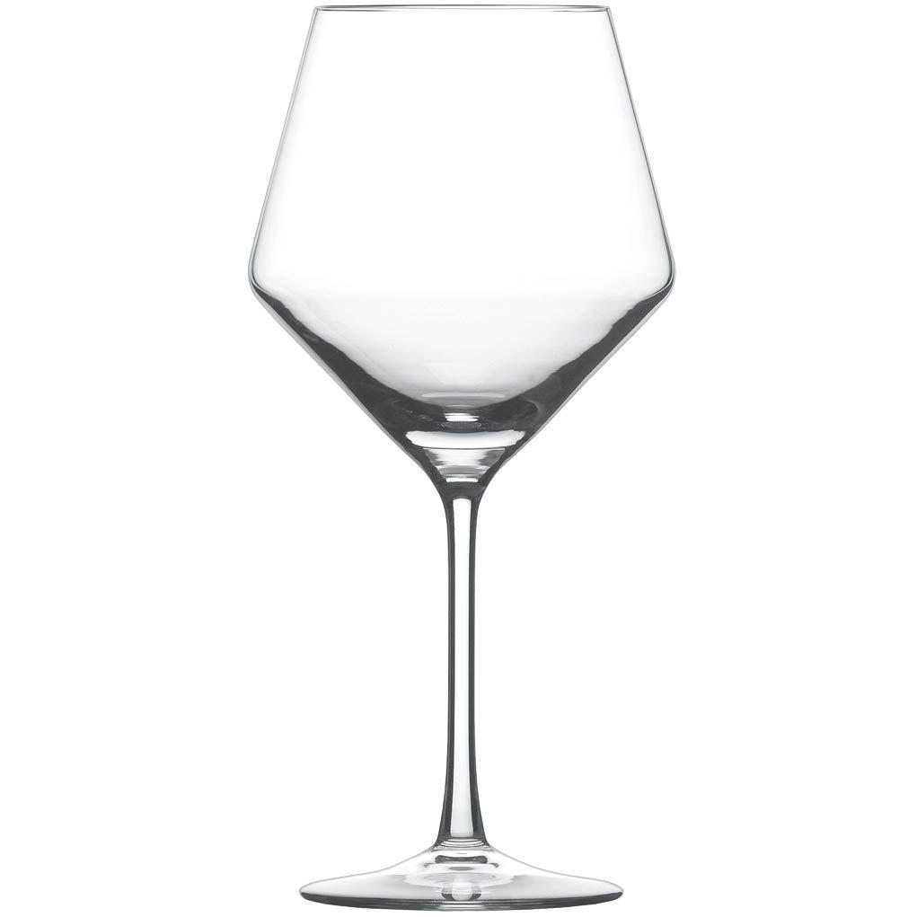 Бокал Schott Zwiesel Pure для красного вина 692 мл из ударопрочного хрустального стекла