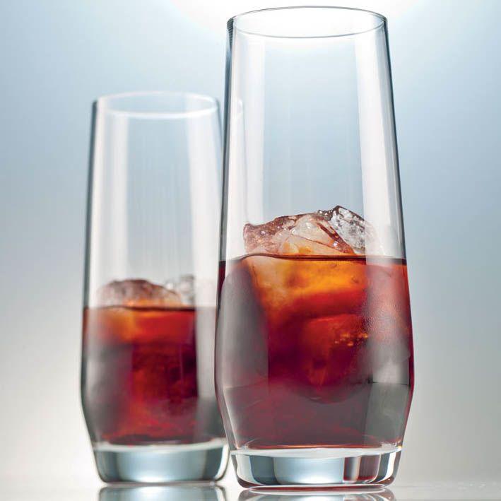 Набор стаканов Schott Zwiesel Pure 246 мл из ударопрочного хрустального стекла