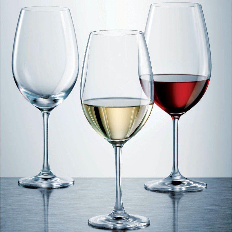 Бокал Schott Zwiesel Ivento для красного вина 506 мл из хрустального стекла