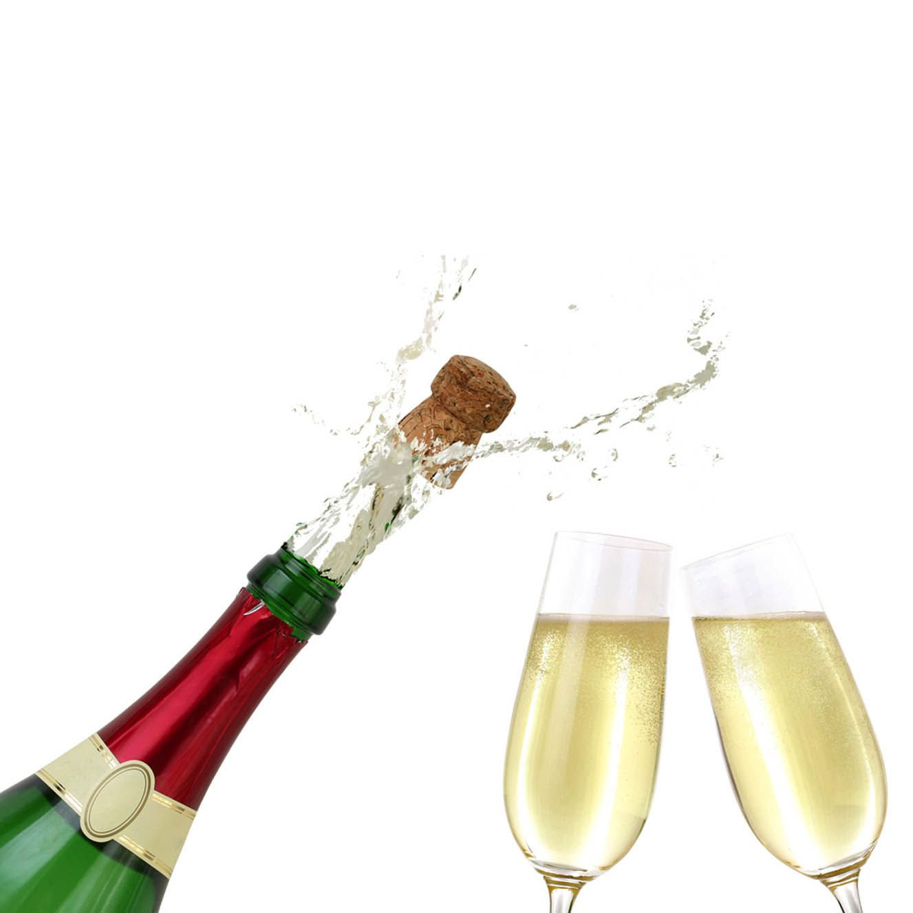 Высокий бокал Schott Zwiesel Ivento для шампанского 228 мл из прочного хрустального стекла