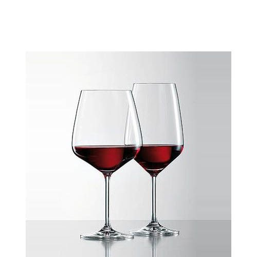 Большой бокал Schott Zwiesel Taste для красного вина 782 мл из ударопрочного хрустального стекла