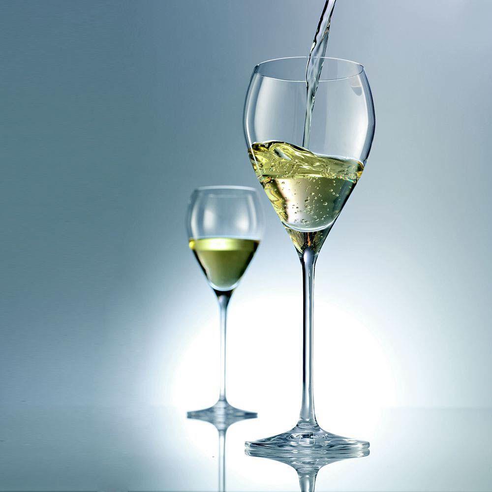 Набор бокалов Schott Zwiesel Vinao для вина 339 мл из прочного хрустального стекла