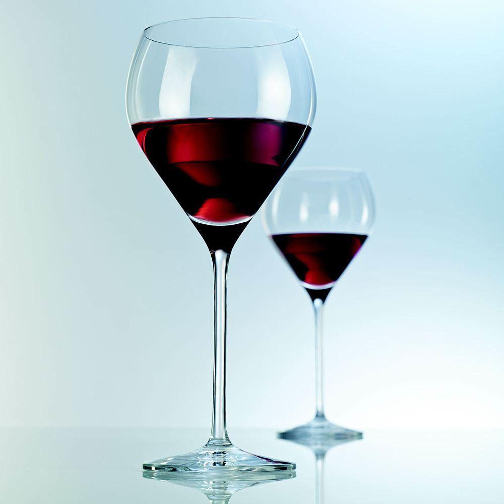 Набор бокалов Schott Zwiesel Vinao для красного вина 510 мл из хрустального стекла
